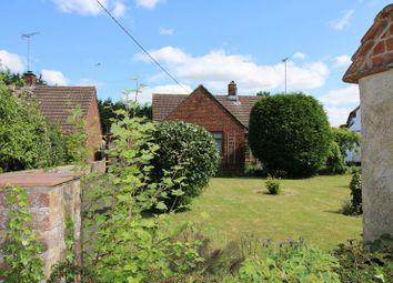 Thumbnail 2 bed bungalow to rent in Windmill Road, Haddenham, Buckinghamshire