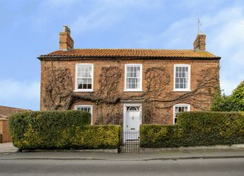Thumbnail 4 bed country house for sale in Holme Lane, Ruskington, Sleaford