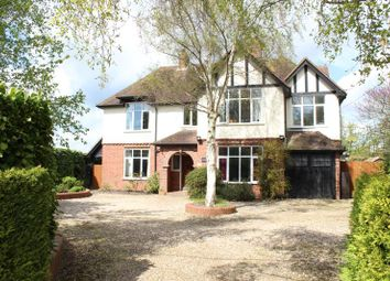 Thumbnail 4 bed detached house to rent in Salisbury Road, Hungerford, 0LG.
