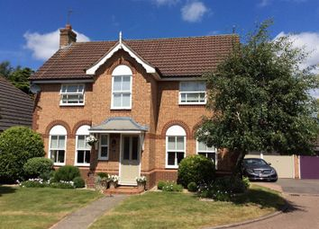 Thumbnail 4 bed detached house for sale in Selvester Drive, Quorn, Loughborough
