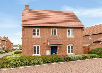 Thumbnail 3 bed semi-detached house for sale in Oak Hill Lane, Didcot