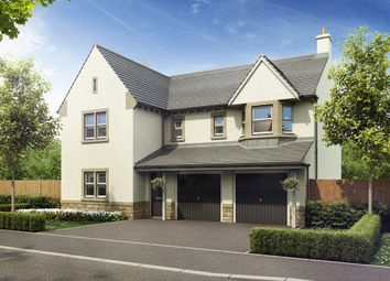 "Thumbnail 4 bedroom detached house for sale in ""The Wilfred"" at The Knoll, Daltongate, Ulverston"