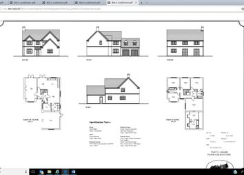 Thumbnail 5 bed detached house for sale in Plot 5, Hutchinson Road, Beacon Heights