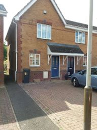 Thumbnail 2 bed town house for sale in Durban Road, Leicester