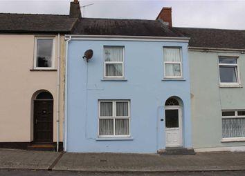 Thumbnail 3 bed terraced house for sale in Meyrick Street, Pembroke Dock