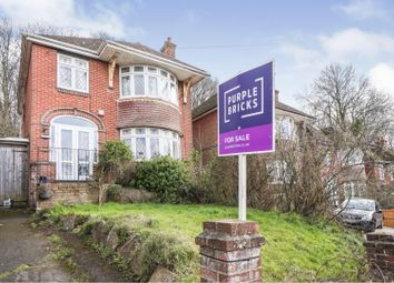 3 bed detached house for sale in Rossington Avenue, Southampton SO18