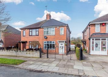 Thumbnail 2 bedroom semi-detached house for sale in Barry Avenue, Stoke-On-Trent