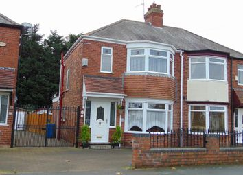 Thumbnail 3 bed semi-detached house for sale in Sunbeam Road, Pickering Road, Hull