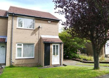 Thumbnail 2 bedroom end terrace house for sale in Meadow Rise, Westerhope, Newcastle Upon Tyne