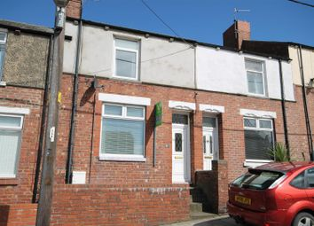 Thumbnail 2 bedroom terraced house to rent in West View, Crook