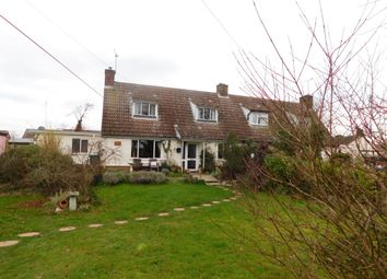 3 bed semi-detached house for sale in The Green, Harleston, Stowmarket IP14
