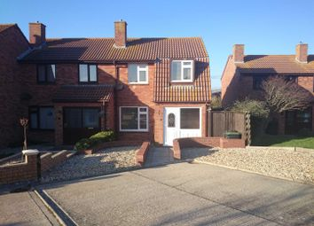 Thumbnail 2 bed terraced house to rent in Winchester Close, Weymouth