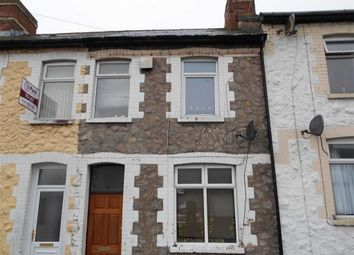 Thumbnail 2 bedroom terraced house to rent in Llewellyn Street, Barry, Vale Of Glamorgan