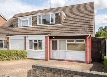 Thumbnail 4 bed semi-detached house for sale in Liddington Way, Kingsthorpe, Northampton