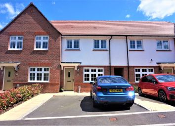 Thumbnail 2 bed terraced house for sale in Foxglove Close, Newton Abbot