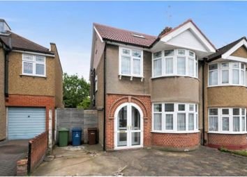 Thumbnail 4 bed semi-detached house for sale in Windsor Close, Harrow