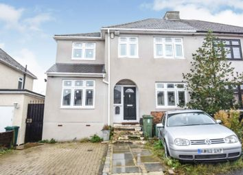 Thumbnail 5 bed semi-detached house for sale in Kenilworth Avenue, Romford