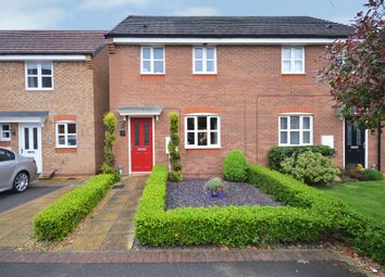 Thumbnail 3 bed semi-detached house for sale in Canary Grove, Wolstanton, Newcastle-Under-Lyme