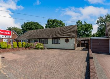 Thumbnail 4 bed semi-detached bungalow for sale in Stag Crescent, Norton Canes, Cannock