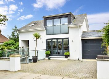 Thumbnail 4 bed detached house for sale in Shirley Drive, Hove, East Sussex