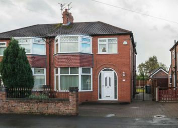 Thumbnail 4 bed semi-detached house for sale in Tabley Grove, Timperley, Altrincham
