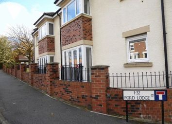 Thumbnail 2 bed flat to rent in Ford Lodge, South Hylton, Sunderland