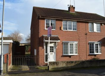 Thumbnail 3 bed semi-detached house for sale in Landsdown Avenue, South Kirkby, Pontefract