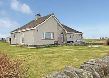 Thumbnail 5 bed detached bungalow for sale in South Shawbost, Isle Of Lewis