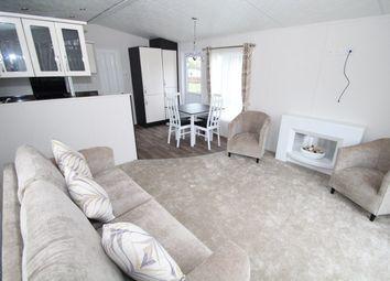 Thumbnail 2 bed property for sale in Little Lakeland Caravan Park, Wortwell, Harleston