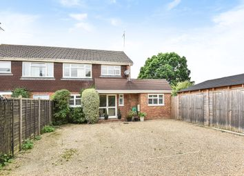 Thumbnail 4 bed semi-detached house for sale in Firacre Road, Ash Vale