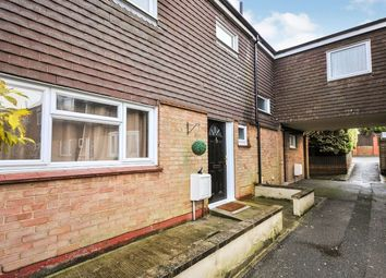 Thumbnail 3 bed terraced house to rent in Kettlewell Court, Swanley