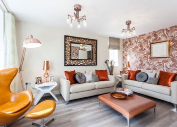 """Thumbnail 3 bed end terrace house for sale in """"Kennett"""" at Popes Piece, Burford Road, Witney"""