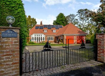 Thumbnail 4 bed detached house for sale in Coda Avenue, Bishopthorpe, York