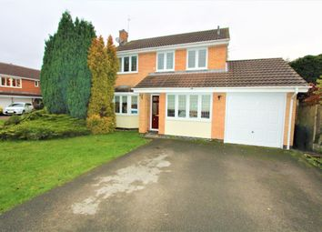 4 bed detached house for sale in Edingale Court, Bramcote, Nottingham NG9