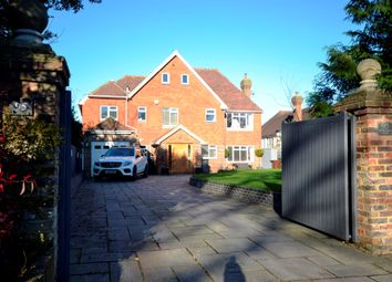 Thumbnail 5 bed detached house for sale in Church Street, Willingdon, Eastbourne