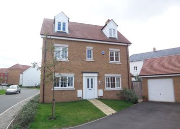 Thumbnail 5 bedroom detached house to rent in Daisy Street, Wymondham, Norfolk