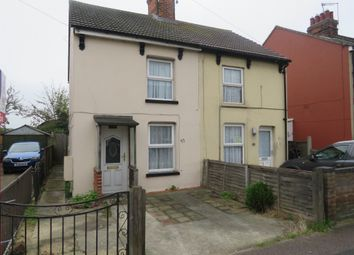 Thumbnail 2 bed semi-detached house for sale in St. Osyth Road, Clacton-On-Sea