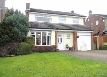 Thumbnail 3 bed detached house for sale in Walton Drive, Marple, Stockport