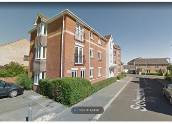 Thumbnail 2 bed flat to rent in Hamworthy, Poole