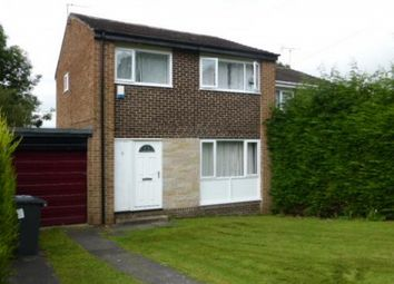 Thumbnail 3 bed semi-detached house to rent in Staindrop Road, Newton Hall, Durham