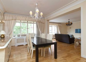Thumbnail 3 bedroom flat to rent in Viceroy Court, St John's Wood, London
