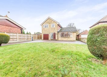 Thumbnail 3 bed detached house for sale in Cantley Lane, Bessacarr, Doncaster