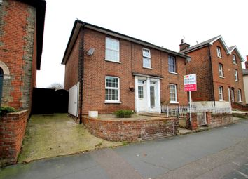 Thumbnail 3 bedroom semi-detached house for sale in Riverside Walk, North Station Road, Colchester