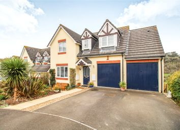 Thumbnail Detached house for sale in Greenfield Close, Bideford