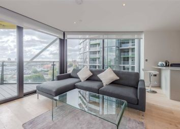 Thumbnail 1 bed flat for sale in Three Riverlight Quay, Nine Elms, Vauxhall, London
