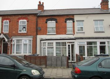 Thumbnail 4 bed terraced house for sale in Alexander Road, Acocks Green
