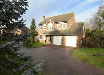 Thumbnail 5 bed detached house to rent in Avebury Close, Horsham