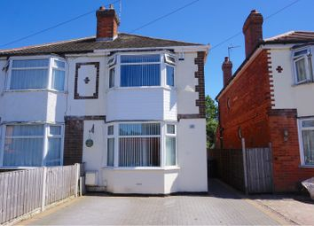 Thumbnail 3 bedroom semi-detached house for sale in Walton Road, Derby