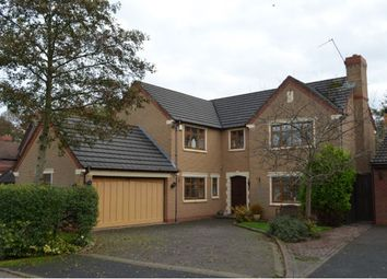 Thumbnail 5 bed detached house for sale in Chilton Close, Maghull