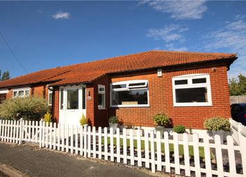 Vegal Crescent, Englefield Green, Surrey TW20. 2 bed semi-detached bungalow for sale
